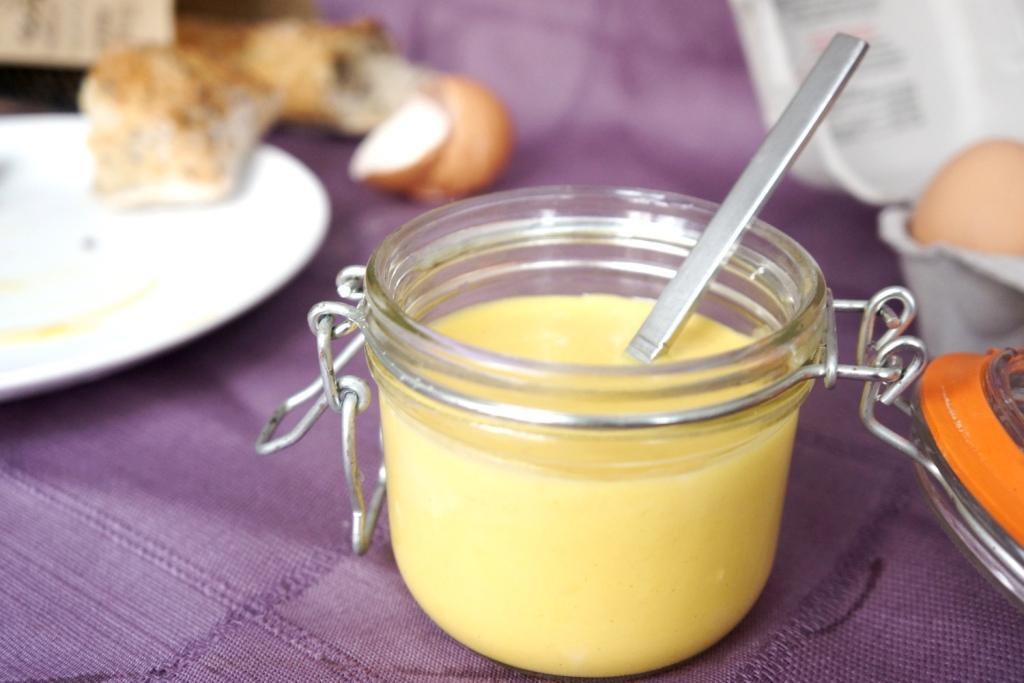 faire sa mayonnaise maison-recette inratable