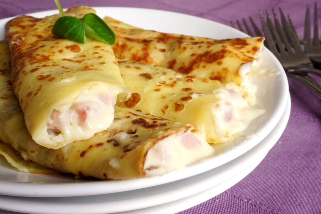 crepes jambon emmental toque et tablier (2)