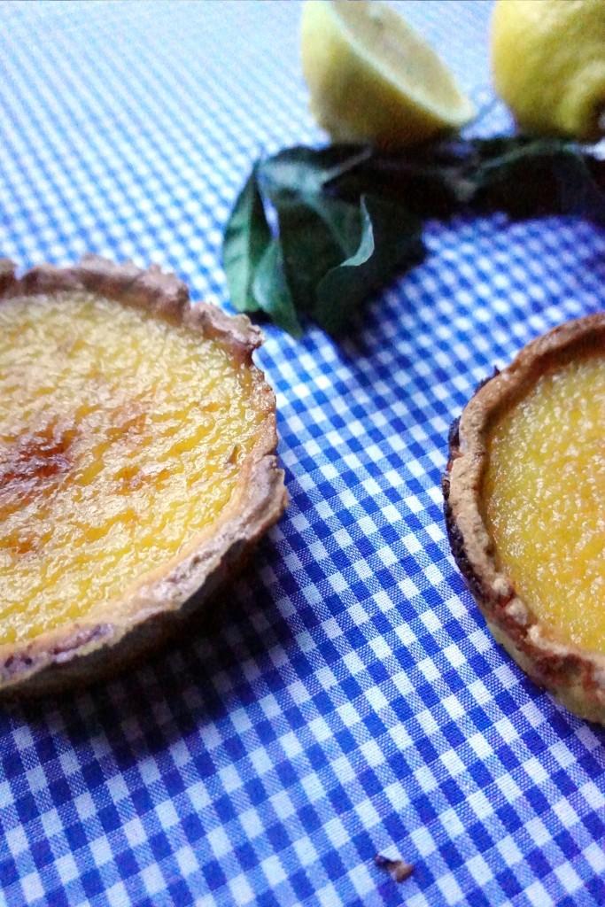 tarte au citron inratable toque et tablier