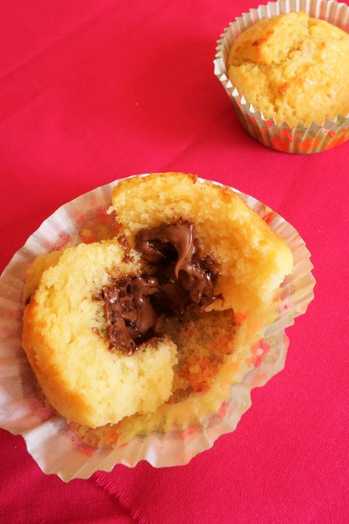 muffins coeur de nutella toque et tablier (2)