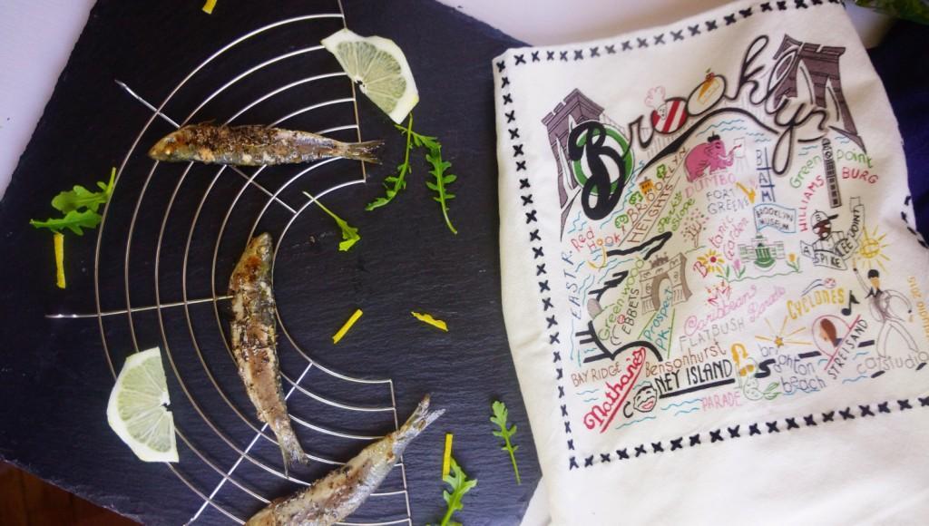 sardines a la provencale toque et tablier