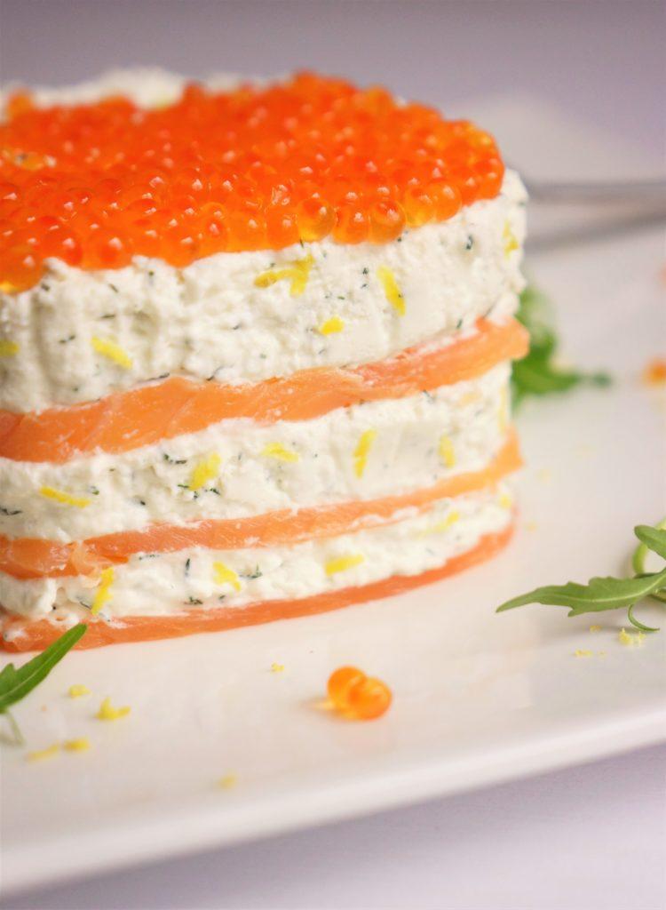 terrine fromage saumon toque et tablier