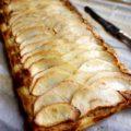 toqueettablier tarte pomme noix