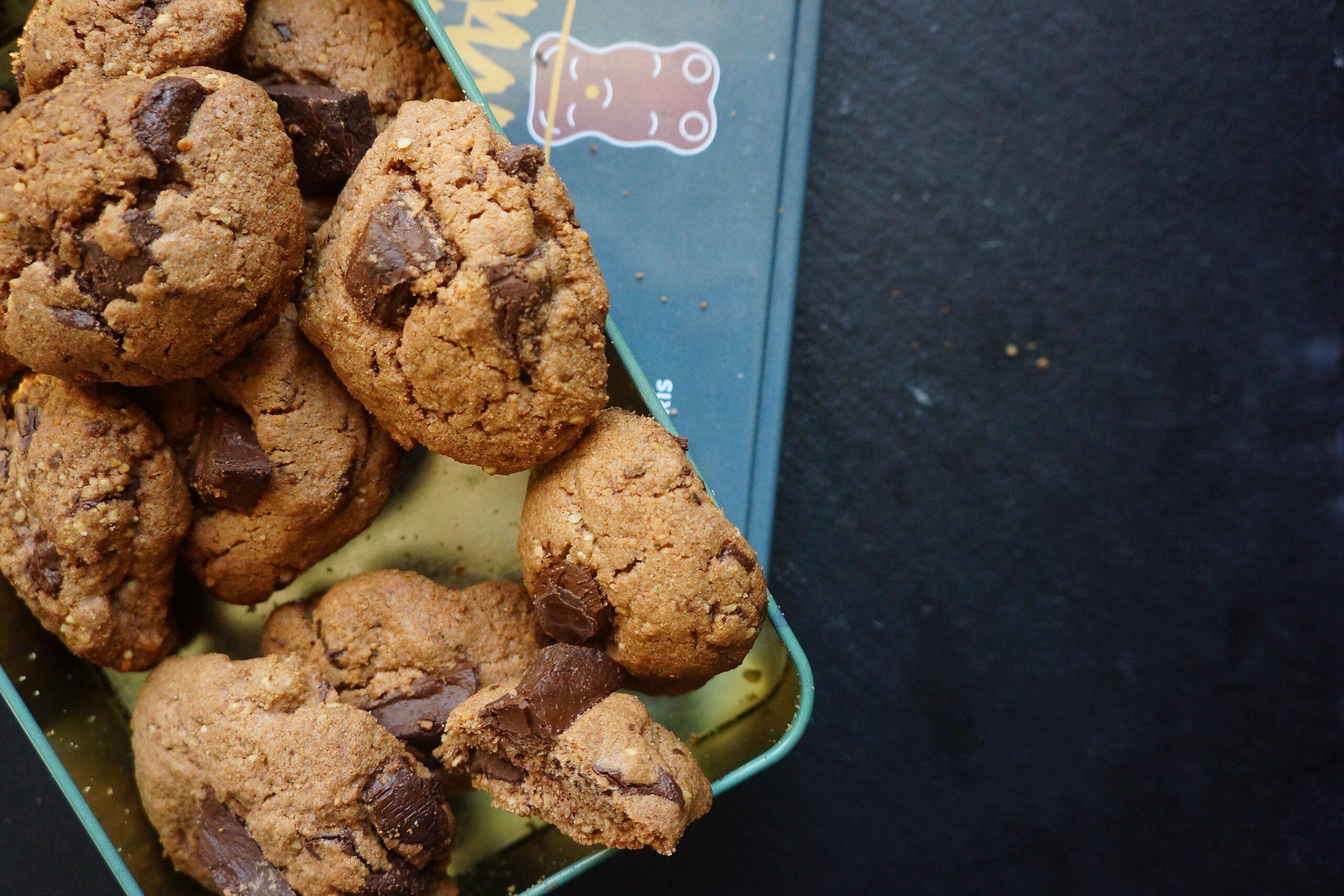 cookies chocolat sans gluten victoire scalabre nutritionniste